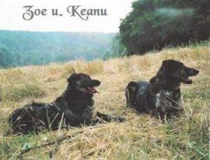 """Zoe"" u. ""Keanu"""